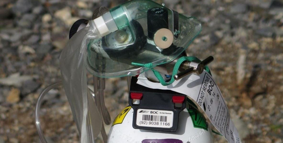 Pre-Hospital Oxygen Use - Header Image