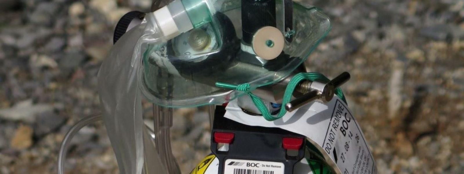Pre-Hospital Oxygen Use - Header Image