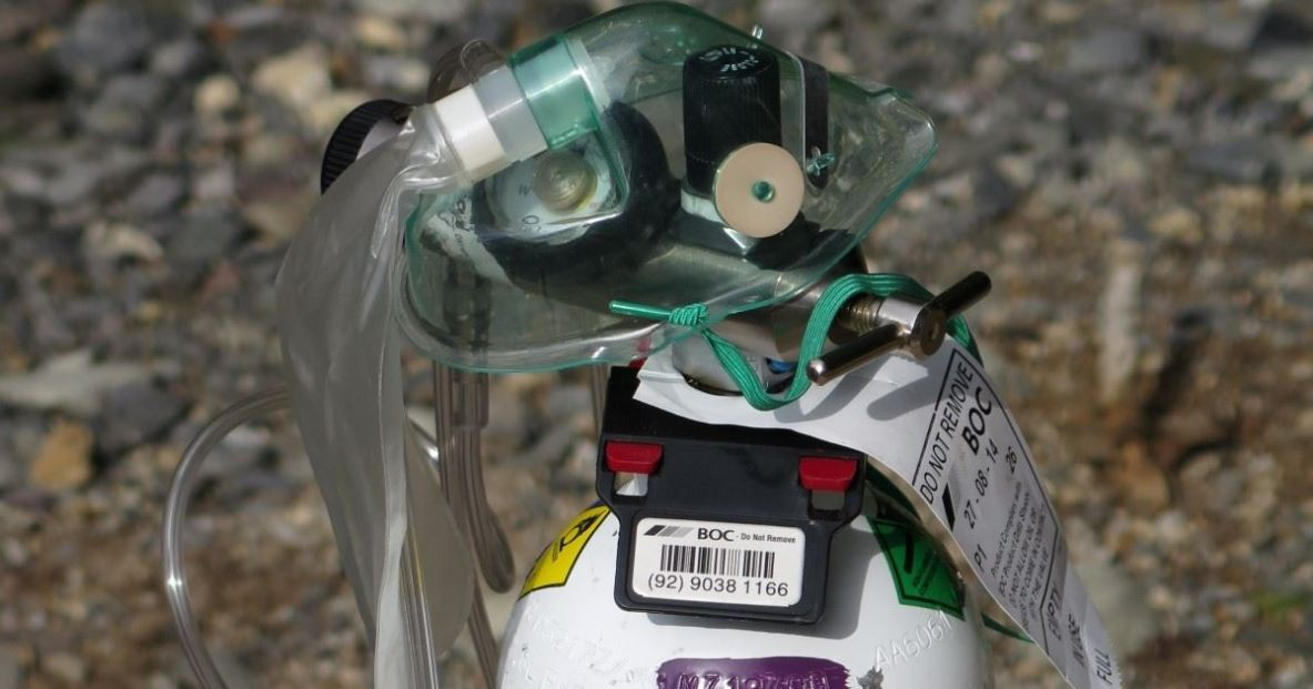 Pre-Hospital Oxygen Use - Teaser Image